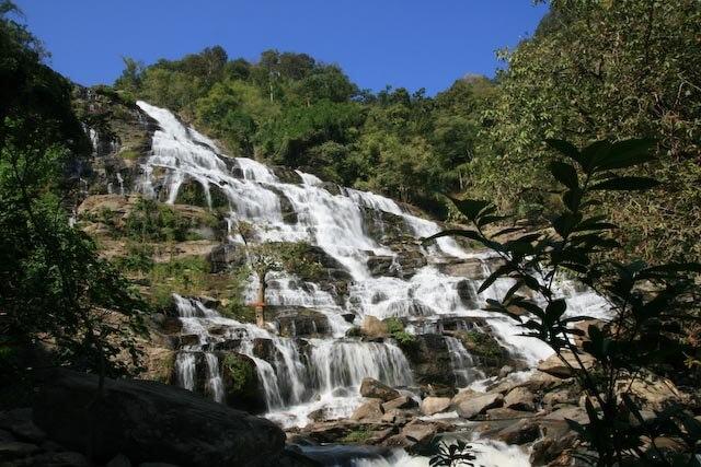 น้ำตกแม่ยะ (Mae Ya Waterfall)