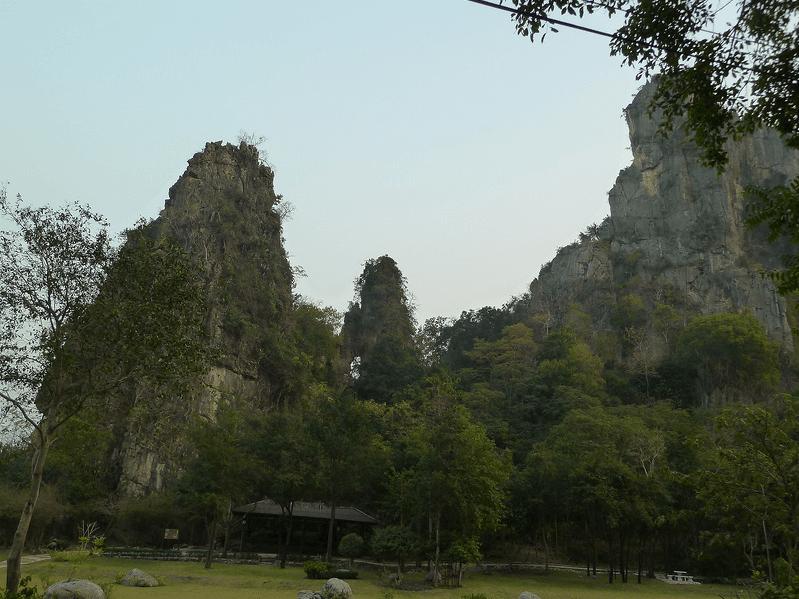 วนอุทยานเขานางพันธุรัต (Khao Nang Phanthurat Forest Park)